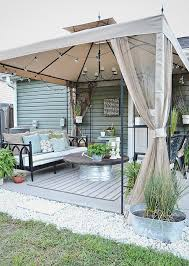 Outside Ideas For Patios Best 25 Patio Ideas Country Ideas On Pinterest Stone Paths