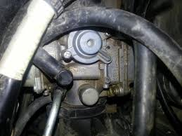 new guy fuel issue on 2007 eiger where does carb vacuum line