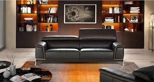 mobilier de canape canapé 3 places 2 têtières relevables mobilier de