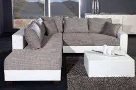 canapé convertible gris pas cher canape angle gris pas cher maison design hosnya com