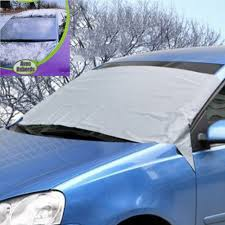 2017 magnetic car wind screen cover frost ice shield snow dust sun