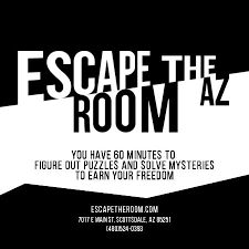 Best Escape The Room Games - best time ever picture of escape the room az scottsdale