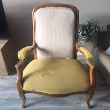 restaurer un canapé canapé fauteuil voltaire occasion clasf