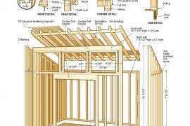 Free Wooden Shed Plans Uk by 12 Floor Plan 3 Bedroom Bungalow House Plans 4 In Nigeria