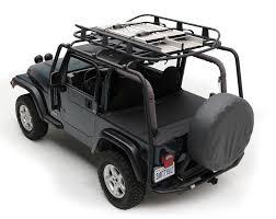 cargo rack for jeep wrangler smittybilt src roof rack free shipping on wrangler storage racks