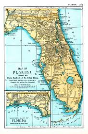Florida Map Orlando by Florida Maps