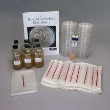 basic microbiology skills kit part 1 carolina com