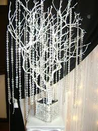 silver wedding tree decor ideas collection weddings