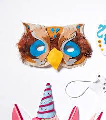 owl mask diy halloween costumes joann