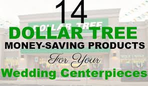 how to register for money for wedding 14 dollar tree money saving products for your wedding centerpieces