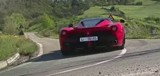 top gear la laferrari reviews are here by top gear and evo