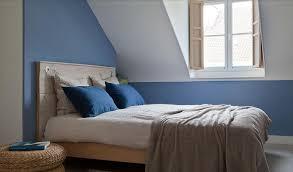 repeindre sa chambre repeindre une chambre en 2 couleurs fabulous quelles couleurs