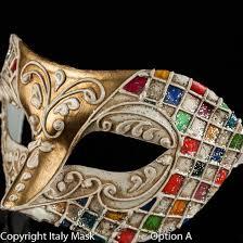 italian masquerade masks venetian masquerade mask colombina carnevale