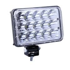 Led Light Bulbs For Headlights by 4x6 Led Hid Cree Light Bulbs Crystal Sealed Beam Headlamp