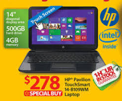 best black friday deals on labtops black friday 2013 deals 278 hp touchscreen windows 8 laptop