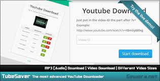 download mp3 from youtube php tubesaver the most advanced youtube downloader review wordpress themes