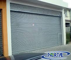 Famosos Portal Portas Automáticas - Porta enrolar aço | Porta aço automática @PW57