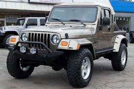 jeep truck conversion 2014 jeep wrangler unlimited rubitrux conversion