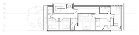 modern houses floor plans modern house second floor plan royalty free stock photography