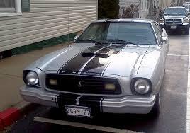 77 mustang cobra 2 silver 1977 ford mustang cobra ii hatchback mustangattitude com