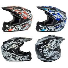 boys motocross helmet viper rs x13 craze kids motocross mx helmet childrens boys girls