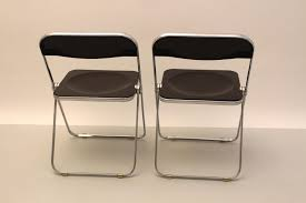 Folding Chairs Italian Plia Folding Chairs By Gian Carlo Piretti For Anonima