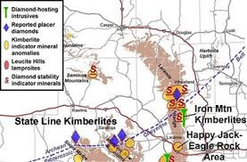 map of the united state us mines mining in the united states
