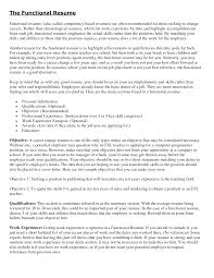 Sample Resume With Summary Of Qualifications Accomplishments Examples Resume