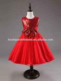 whoelsale kids party wear dresses for girls one piece girls party