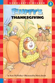 thanksgiving cartoon specials fluffy u0027s thanksgiving by kate mcmullan scholastic