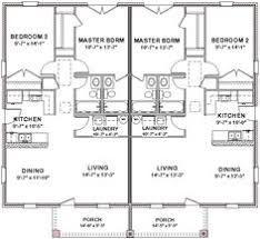 ranch duplex floor plans small house plan design duplex unit youtube though it s small