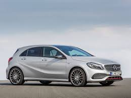 a class mercedes mercedes a class is coming to the us as a sedan