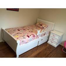 buy modern sleigh kids bed frame online in australia find best