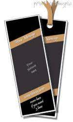 bookmark templates printable photo bookmarks to print printable