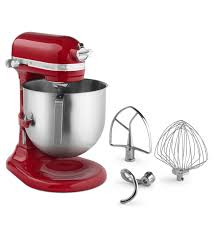 Kitchen Aid Dough Hook by Elegant Kitchen With Glossy Red Artisan Kitchen Aid Stand Alone