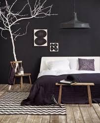 Chambre Mur Et Noir Déco Black White N 1 La Chambre Murs Noirs Studios Et Mur