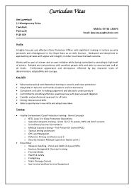 Supervisor Cv Sample Able Seaman Resume Resume For Your Job Application