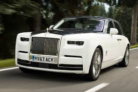 Rolls Royce Phantom Saloon Review Carbuyer