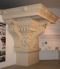 konsole architektur baukunst arch