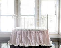 Bed Skirt For Crib Crib Skirt Etsy