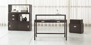 Modular Home Office Desks Modular Office Furniture Crate And Barrel
