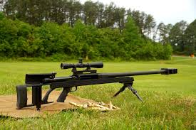 Shooting Bench Rest Reviews Gun Review Armalite Ar 50 50 Bmg Rifle The Truth About Guns