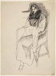 Dora Maar In An Armchair Olga In An Armchair Pablo Picasso 1919 Paris Musée Picasso