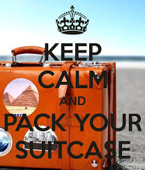 Make My Own Keep Calm Meme - keep calm and pack your suitcase created by eleni make your
