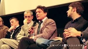 Massimo Ranieri Vita Privata by The Machination Press Conference Youtube