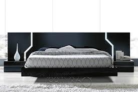 Modern Platform Bed With Lights - contemporary platform bed atestate