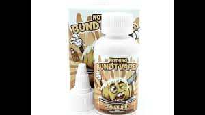 nothing bundt vapes e liquid cinnabundt e juice review youtube