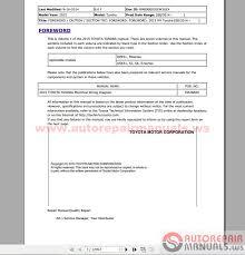 toyota tundra repair manual 28 images toyota tundra 2015