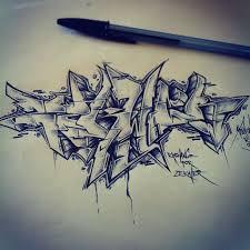 drawn arachnid graffito pencil and in color drawn arachnid graffito
