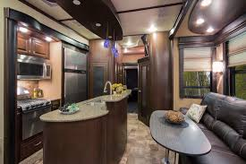 5th Wheel Living Room Up Front by Winner Voltage 3950 Mcneills On Wheels
